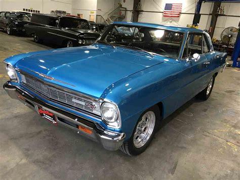 1966 Chevrolet Chevy Ii Nova Ss For Sale