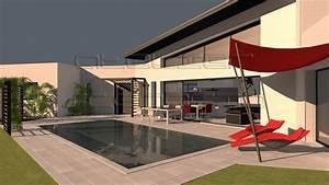 Maison Architecte Plan : construire sa maison atelier scenario maisons d 39 architecte contemporaines ~ Dode.kayakingforconservation.com Idées de Décoration