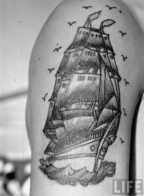 Vintage U.S. Navy Tattoos ~ Rivet Head
