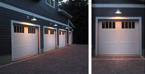 outdoor lighting garage