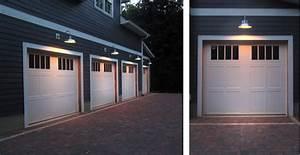 outdoor lighting garage With outdoor lighting ideas for garages