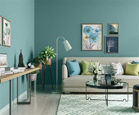 try continental green house paint colour shades for walls