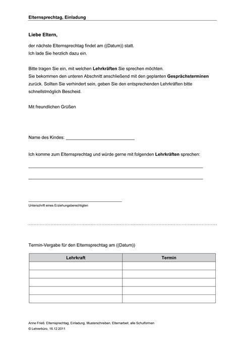 grundschule arbeitshilfen elternarbeit elternsprechtag