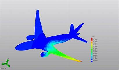 Lightning Aircraft Simulation Indirect Effects Related Magnetic