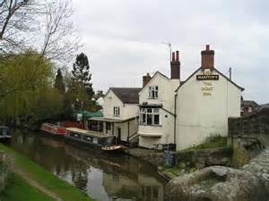 boat inn pub gnosall  canalandriversidepubs  uk