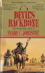 Devil U0026 39 S Backbone By Terry C  Johnston