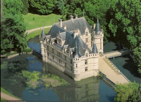 замки луары замок азе лё ридо chateau d azay le rideau мастерок жж рф