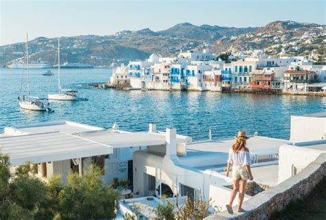 A Guide To Surviving Mykonos Greece In Your 30s