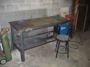 diy diy welding bench plans  woodworking plans