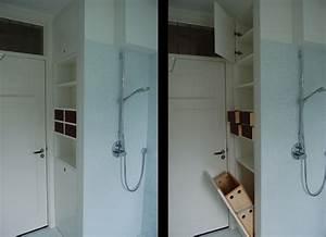 Badezimmer Hochschrank Mit Wäscheklappe : h bsches badschrank mit w scheklappe andere schrank galerien schrank site ~ Bigdaddyawards.com Haus und Dekorationen