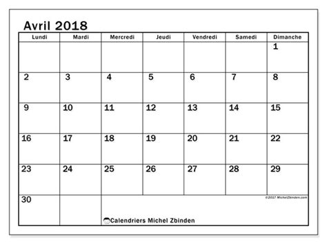 agenda bureau en gros calendriers avril 2018 ld