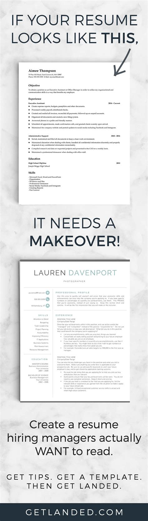 Up To Date Cv Template by Rev Your Resume Today With A Modern Resume Template