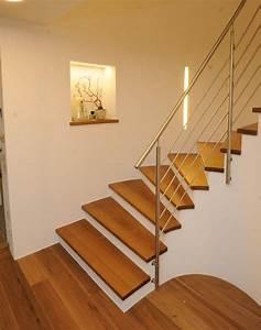 Holzstufen Auf Beton : holzstufen auf betontreppe ~ Michelbontemps.com Haus und Dekorationen