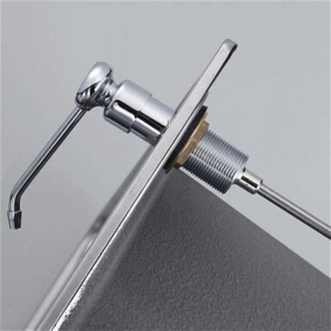 stainless steel kitchen sink soap dispenser freestanding stainless steel kitchen sink soap dispensers 9404