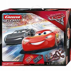 Carrera Go Autos : carrera go 62416 disney pixar cars 3 fast not last ~ Jslefanu.com Haus und Dekorationen
