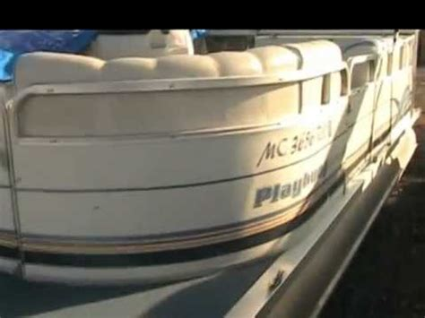 Playbuoy Pontoon Boat Seats by 99 Playbuoy 20 Pontoon At Wilsonboats