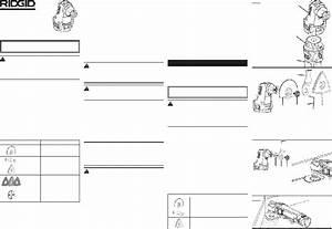 Ridgid Jobmax R8223404 Tools Manual Pdf View  Download