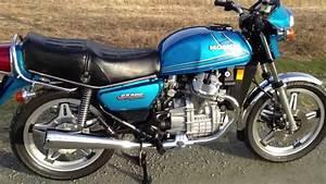 1978 Honda Cx500 - Original And Unrestored