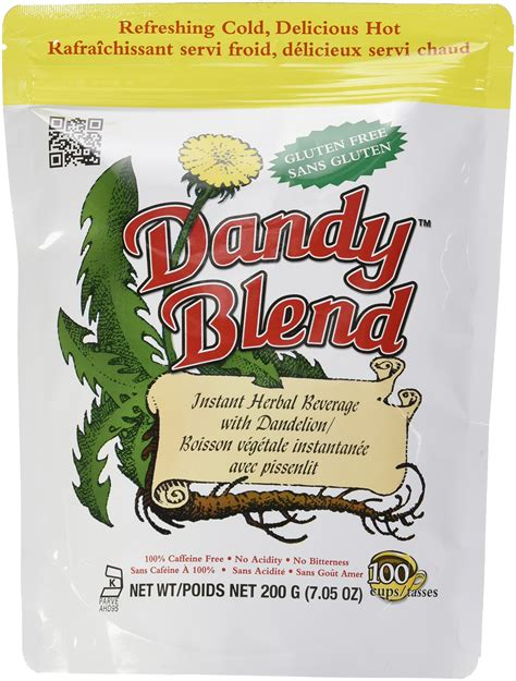Amazon.com : Dandy Blend, Instant Herbal Beverage with