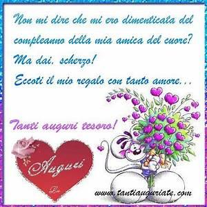Frasi Auguri Compleanno Amica Del Cuore 1 Happy Birthday