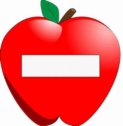 Apple Tag Clipart Clip Apples Cliparts Clker