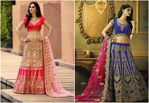 Bridal Lehengas That Make You Look Absolutely Stunning On