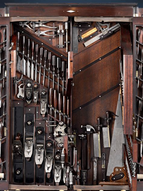 tool cabinet  studley fans lost art press