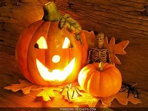 Une Citrouille Pour Halloween : spectral halloween recettes ~ Carolinahurricanesstore.com Idées de Décoration