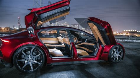 Fisker EMotion: what we learned about 400-mile electric ...