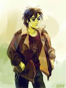 Percy Jackson by viria13 on DeviantArt