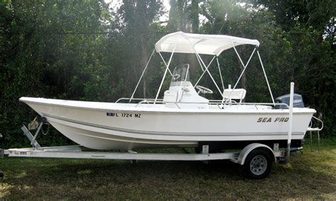 Sea Pro Bay Boat by 06 Sea Pro Sv 1900 Bay Boat Photo Picture Image On Use