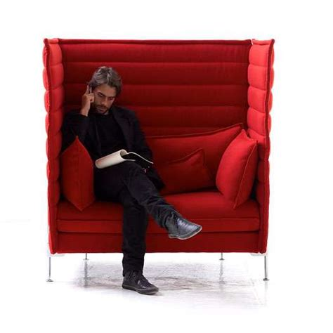 privacy sofas for offices alcove highback business seating