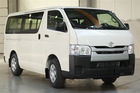 Toyota Hiace Picture by Toyota Hiace 15 Seats Cps Africa