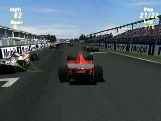 Formula 1 '99 коды, секреты для Playstation