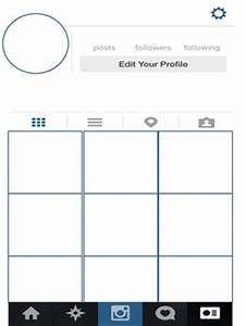 Instagram templates PDF packet includes comments page ...