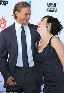Charlie Hunnam & Maggie Siff | TV and Movies | Pinterest ...