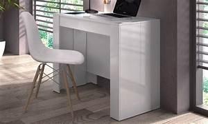 Bureau Console Extensible : console extensible groupon shopping ~ Teatrodelosmanantiales.com Idées de Décoration