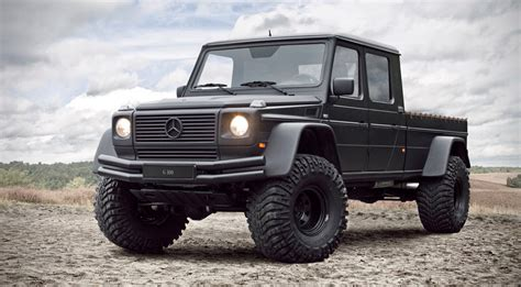 Check spelling or type a new query. 2002 Mercedes-Benz G500 XXL Pickup Truck   HiConsumption