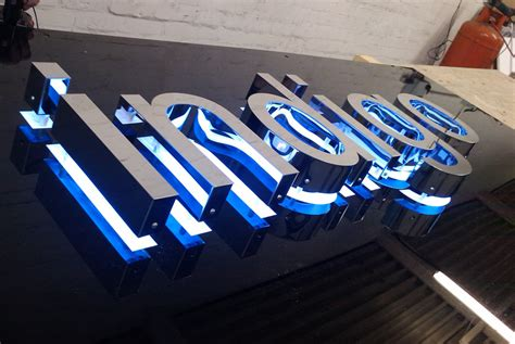 Halo Illuminated Letters  North East Signs  Www. Knife Logo. History Museum Banners. Custom Poster Maker. Horoscope Signs. Labels Price Stickers. Vegetable Murals. Walker Coon Decals. Rochester Murals