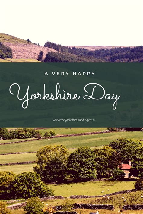 A very happy yorkshire day to everyone! come and visit us ...