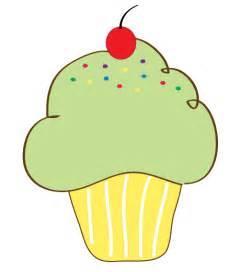 Free Printable Cupcake Clip Art