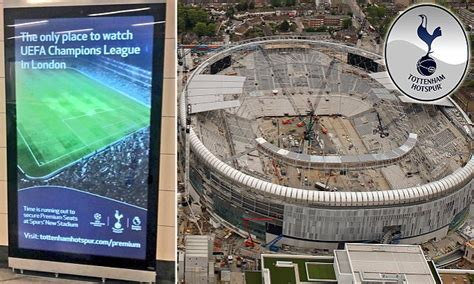 Tottenham troll Arsenal and Chelsea with 'Only place to ...
