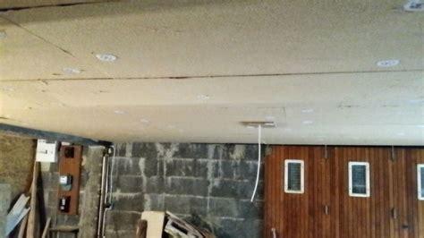 isolation des plafonds sous plancher hourdis beton isolation plafond garage hourdis j cherence