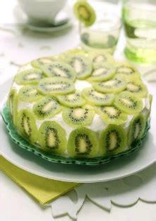 dessert 4 g 226 teau au fromage blanc et aux kiwis magazine cuisine arts de la table