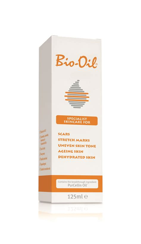 Bio Oil 125ml Baby City
