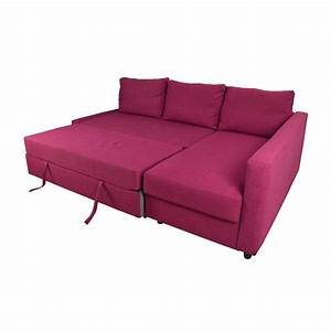 66 off ikea ikea friheten pink sleeper sofa sofas With ikea friheten sofa couch