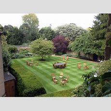 Trinity College Gardens