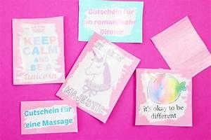 Gutscheine Selber Machen : diy rubbellose selber machen gutscheine kreativ verschenken ~ Yasmunasinghe.com Haus und Dekorationen