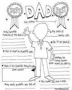 12 Luxury Free Fathers Day Coloring Pages
