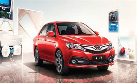 New Byd F3 A Complete Family Car  Arab News